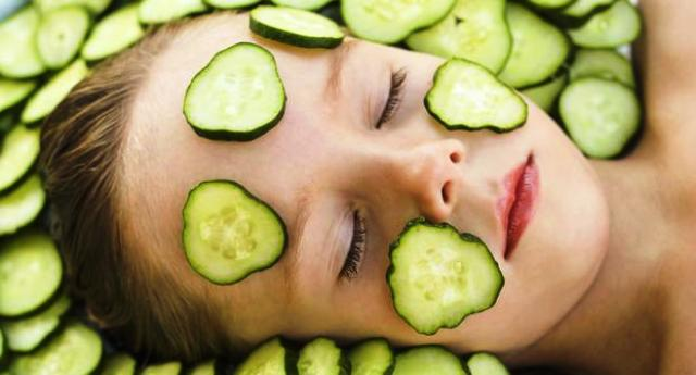 Cucumbers For Sensitive Skin