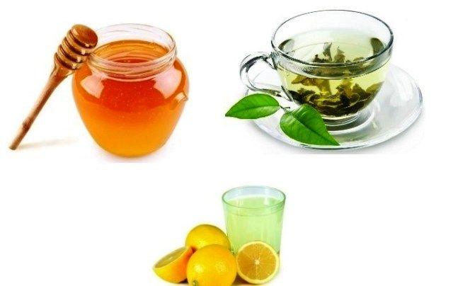 Green Tea Improves Complexion