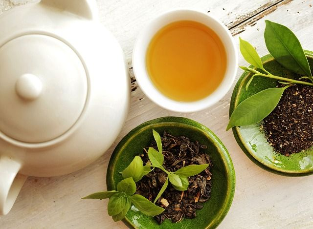 Green Tea Maintains Body Weight