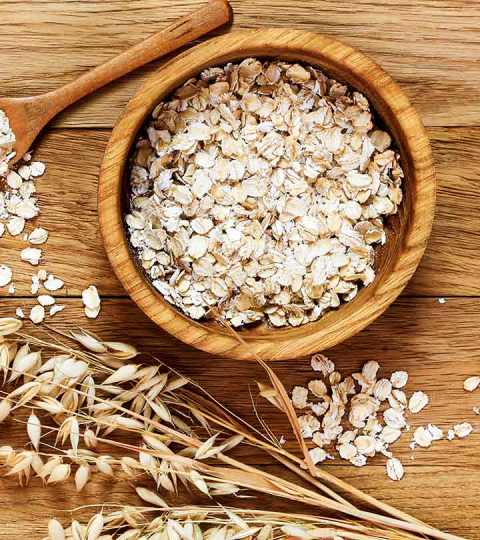 Oatmeal For Dry Skin