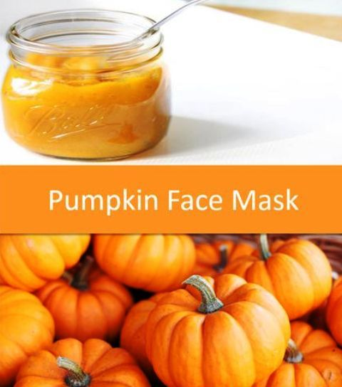 Oily Skin Gets Better With Pumpkins
