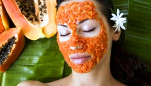 Papayas For Glowing Skin