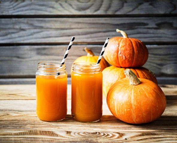 Potassium Power Of Pumpkins