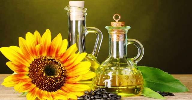 Sunflower Oil For Winter Skin Care