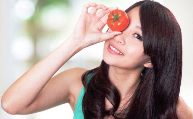 Tomatoes For Eye Problems