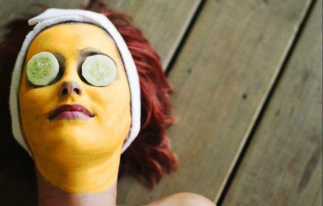 Turmeric For Glowing Skin