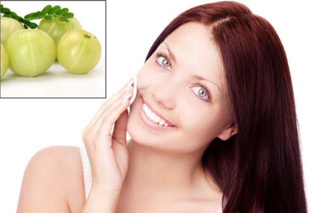 Amla Juice Exfloliate Skin