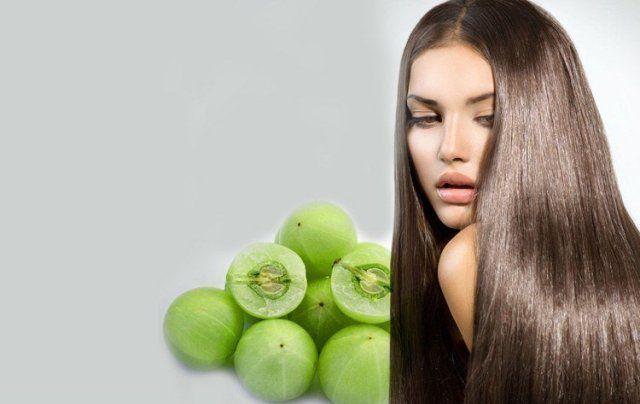 Amla Juice Hair Benefits