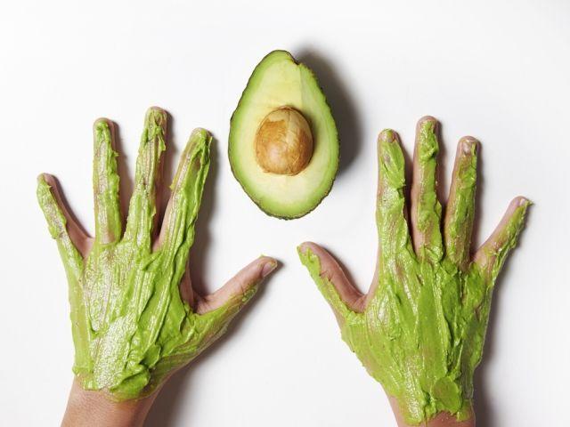 Avocado For Hands