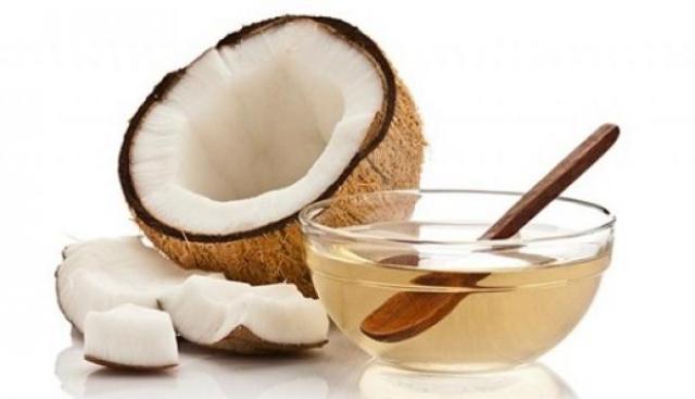 Coconut Oil Removes Fungus