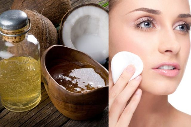 Coconut Oil Removes Blackhead