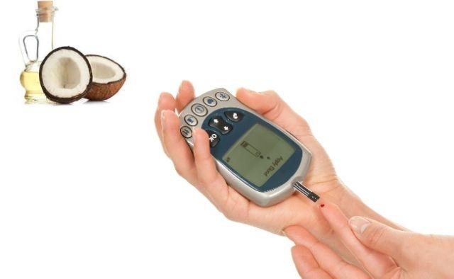 Coconut Oil Helps In Diabetes