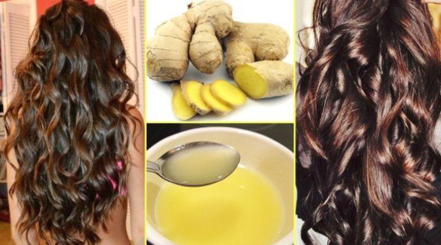 Ginger For Lengthy Hair