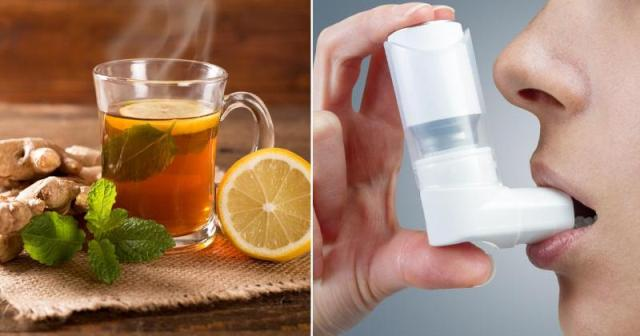 Ginger Tea For Asthma