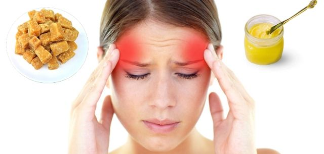 Jaggery Helps In Migraine