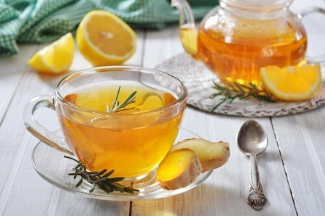 Lemon Tea As Natural Antiseptic