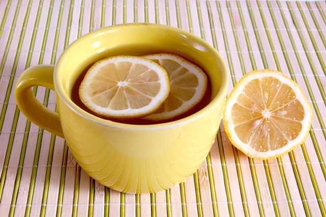 Lemon Tea For Stomach Problem