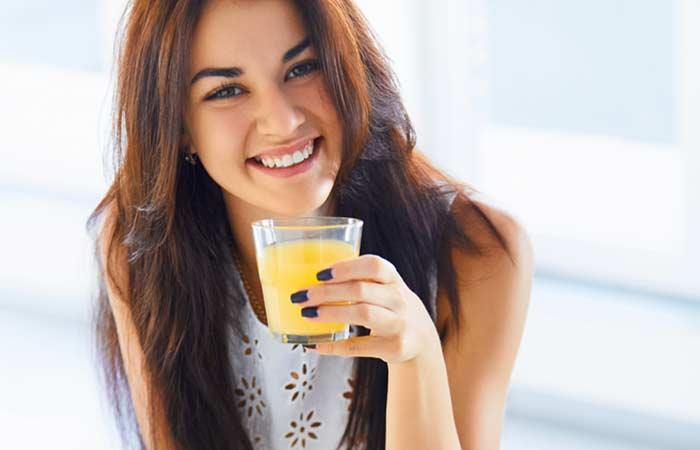 Lemon Water For Hair Growth