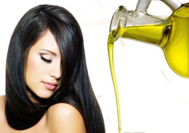 Olive Oil Maintains Hair Health