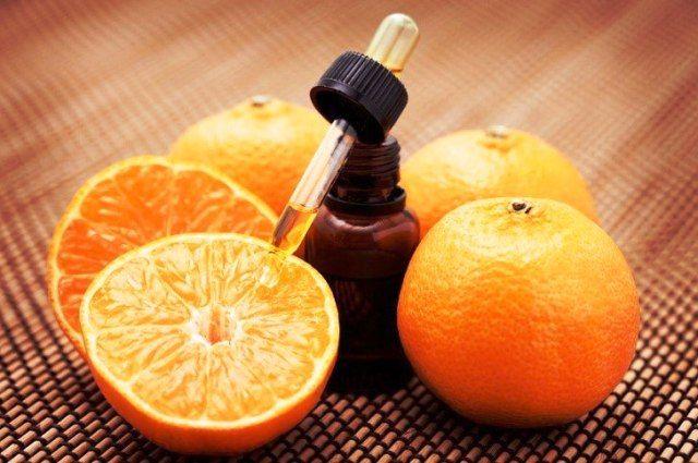 Orange Oil To Treat White Spots On Nails