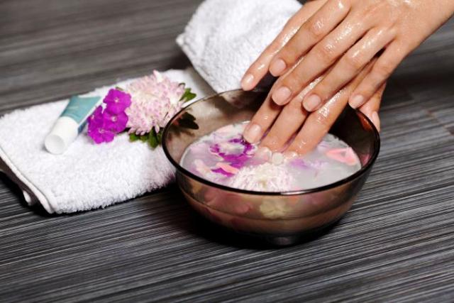 Soak Your Nails For Healthy Nails