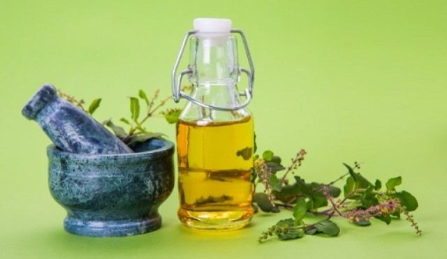 Tulsi Paste And Oil