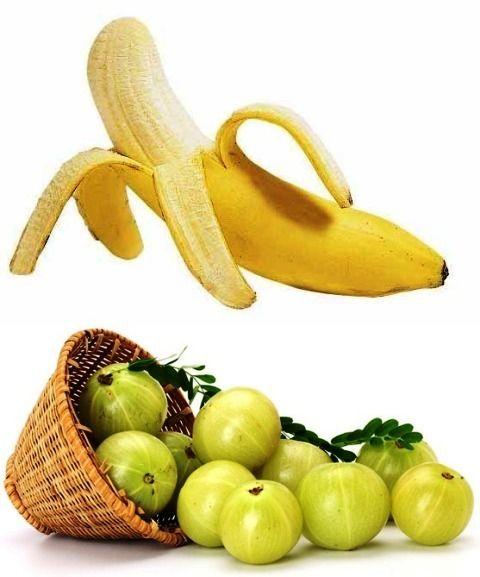 banana and amla mask for hair