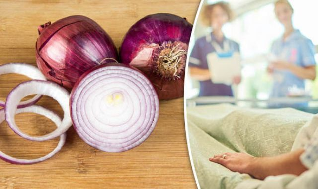onion fights cancer