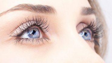 Long And Healthy Eyelashes