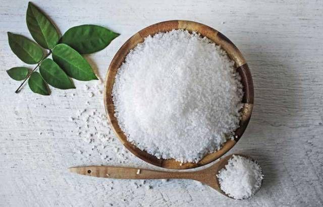 Salt Cures Bug Bites