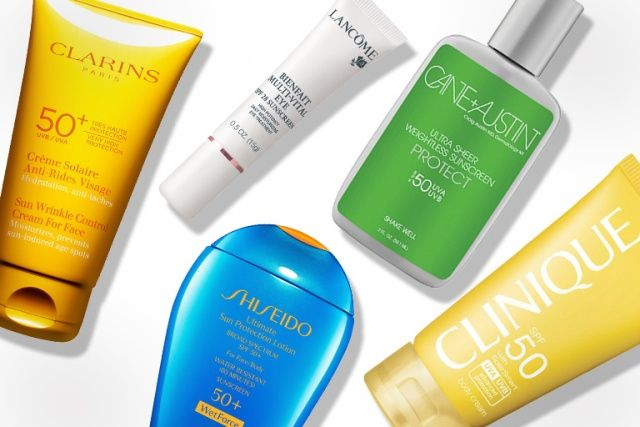 Sunscreen Protects From Whiteheads