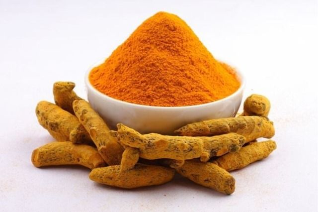 Turmeric To Cure Scalp Acne
